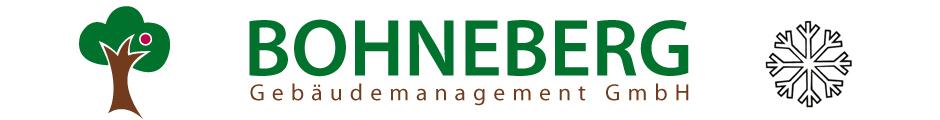 Logo: BOHNEBERG Gebäudemanagement GmbH
